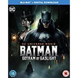 Batman: Gotham By Gaslight [Blu-ray] [2018]